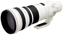 Canon EF 500mm f4L IS USM
