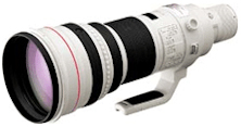 Canon EF 600mm f4.0L IS USM